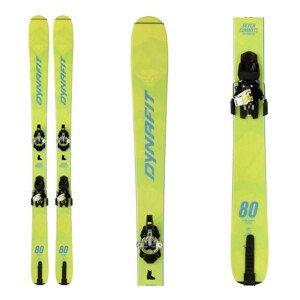 Skialpový set DYNAFIT Seven Summits Youngstar s viazaním ST Rotation 7 a pásmi Speedskin Seven Summits 130 cm