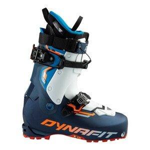 Skialpinistické lyžiarky DYNAFIT TLT8 Expedition CR Poseidon Modrá 27.5