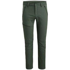 Nohavice SALEWA Fanes Cotton Durastretch Green Zelená L