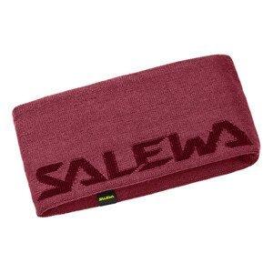 Čelenka SALEWA Pedroc Wool Red Červená