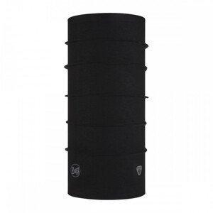 Multifunkčná šatka BUFF Thermonet Solid Black Čierna UNI