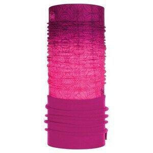 Multifunkčná šatka BUFF Polar Boronia Pink Ružová UNI