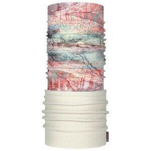 Multifunkčná šatka BUFF Polar Pearly Blossom Cru Viacfarebné UNI