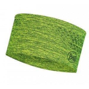 Čelenka BUFF DryFlx Headband Yellow Fluor Žltá UNI