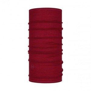Multifunkčná šatka BUFF Barn Multi Stripes Červená UNI