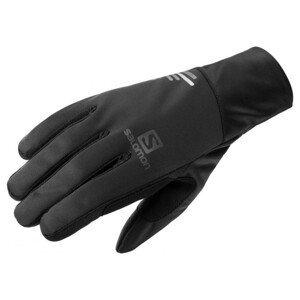 Rukavice SALOMON Equipe Glove U Black Čierna XXL