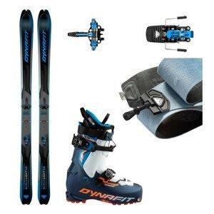 Skialpové lyže DYNAFIT Blacklight 88 s pásmi + viazanie s brzdami Superlite 150 + lyžiarky TLT8 Expedition