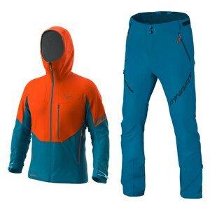 Komplet DYNAFIT Radical INFINIUM™ Hybrid Jacket + DYNAFIT Mercury Dynastretch Pants M