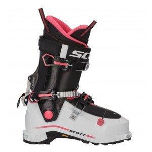 Skialpinistické lyžiarky SCOTT Celeste Black/Pink Ružová 24.5