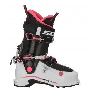Skialpinistické lyžiarky SCOTT Celeste Black/Pink Ružová 25.0
