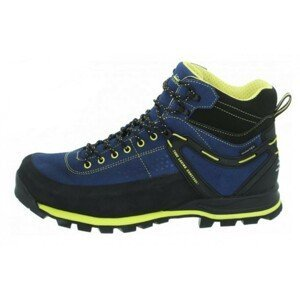 Turistická obuv HIGH COLORADO Piz High Vibram Blue Modrá 41
