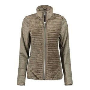 Zimná bunda LUHTA Ikaala Grey Sivá M