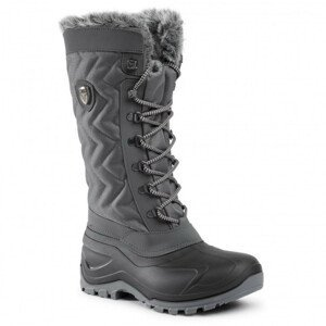 Obuv CMP Nietos Woman Snow Boots Grey Sivá 36