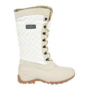 Zimné topánky CMP Nietos Woman Snow Boots Vanilla Biela 38