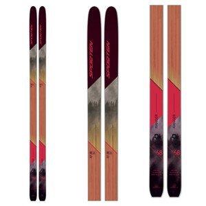 Backcountry bežky SPORTEN Ranger MgE Viacfarebné 160 cm