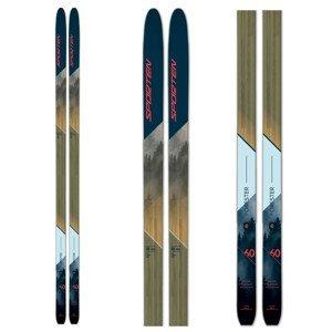 Backcountry bežky SPORTEN Forester MgE Viacfarebné 210 cm