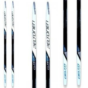 Bežecké lyže PELTONEN Delta so šupinami 200 cm