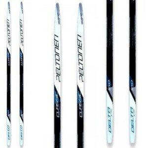 Bežecké lyže PELTONEN Delta so šupinami 210 cm