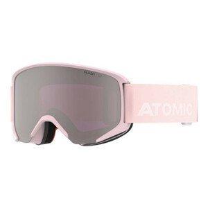 Lyžiarske okuliare ATOMIC Savor Pink Ružová Normálna veľkosť