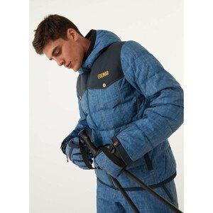 Lyžiarska bunda COLMAR Down Ski Blue Modrá XL