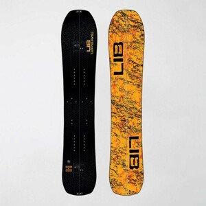 Splitboard LIB TECH SplitBrd Black/Yellow Čierna 159 cm