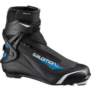 Obuv na bežky SALOMON Pro Combi Prolink - NNN Čierna 46