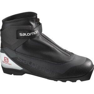 Obuv na bežky SALOMON Escape Plus Prolink - NNN Čierna 45 1/3