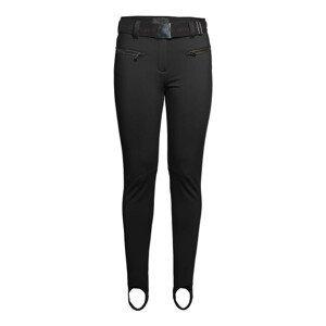 Luxusné nohavice GOLDBERGH Paris Black Čierna S