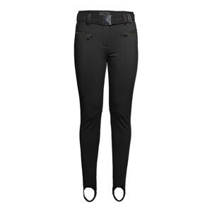 Luxusné nohavice GOLDBERGH Paris Black Čierna XS
