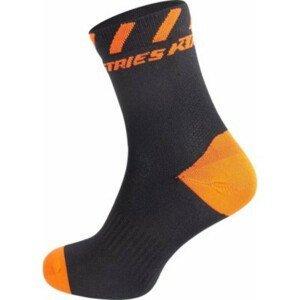 Ponožky KTM Factory Line Black Čierna 44-47