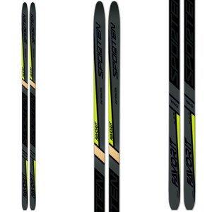 Bežecké lyže SPORTEN Favorit MgE s viazaním SNS 185 cm