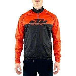Bunda KTM Factory Team Windjacket  Čierna M