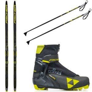 Bežecký set FISCHER RCS Skate Jr + topánky + palice