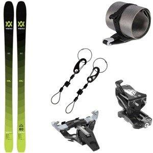 Skialpinistický set Volkl Rise 80 s pásmi a viazaním Dynafit Speed Turn 165 cm