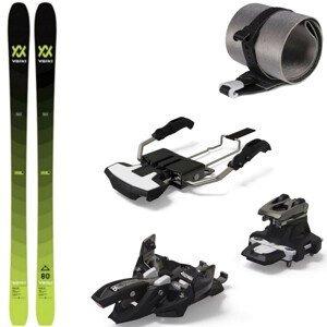 Skialpinistický set Volkl Rise 80 s pásmi a viazaním Marker Alpinist 10 150 cm
