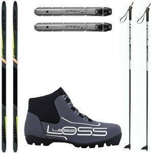 Dámsky bežkový set SPORTEN Favorit MgE s viazaním SNS + topánky + palice