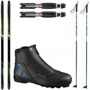 Dámsky bežkový set SPORTEN Favorit MgE s viazaním + topánky + palice