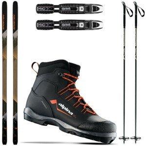 Backcountry set SPORTEN Explorer MgE s viazaním + topánky + palice
