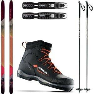 Backcountry set SPORTEN Ranger MgE s viazaním BC + topánky + palice