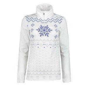 Dámske tričko LUHTA Kaldoaivi White Biela XXS