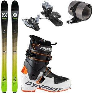 Skialpinistický set VÖLKL Rise 80 s pásmi + lyžiarky Speed