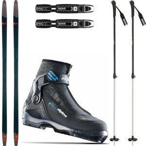 Backcountry set ROSSIGNOL BC 65 S viazaním + topánky Outlander EVE + palice