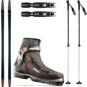 Backcountry set ROSSIGNOL BC 65 S viazaním + topánky Alpina + palice