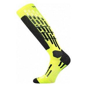 Kompresné podkolienky VOXX Vxpres Neon Yellow Žltá 35-38