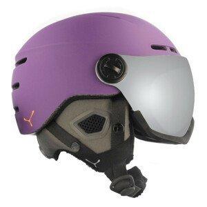 Lyžiarska prilba CÉBÉ Fireball Purple Cat 1 & 3 Fialová 58-61 cm