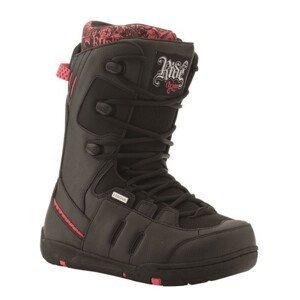 Snowboardová obuv RIDE Orion Black/Pink Čierno-ružová 24.0