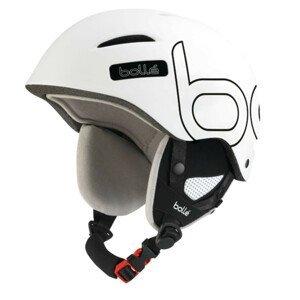 Lyžiarska prilba Bollé B-Style Soft White & Black  Bielo-čierna 58-61 cm