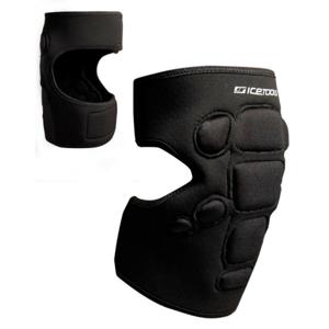 Chránič kolien ICETOOLS Knee Pads Black Čierna L/XL