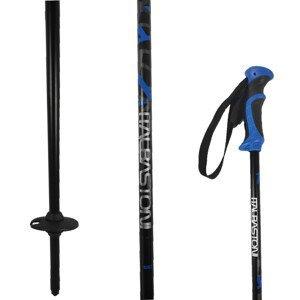 Zjazdové palice ITALBASTONI Spider Čierno-modrá 125 cm