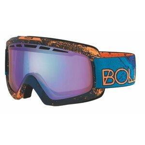 Lyžiarske okuliare BOLLE Nova II MATTE NAVY POLARIZED Modrá Normálna veľkosť